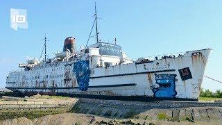 10 Barche Abbandonate più Sorprendenti del Mondo