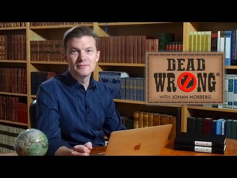 Dead Wrong® with Johan Norberg - Are Rare Earth Minerals Rare?