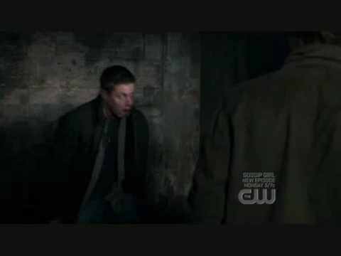 SupernaturalDean freaks out!!!!!