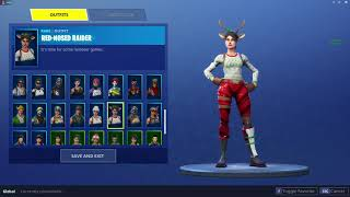 *NEW GODLY* FORTNITE STACKED ACCOUNT FOR TRADE!!! 70+ SKINS 50+ PICKAXES!! RAIDERS REVENGE PICKAXE!!