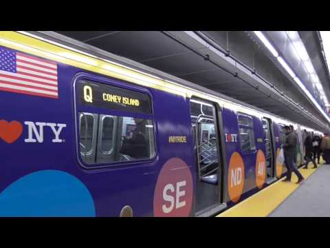 The All New Second Avenue Subway