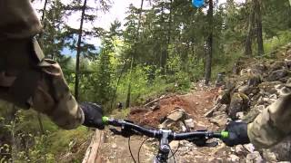 Night Rider/Moose Jah ♦ Pemberton, BC Mountain Biking