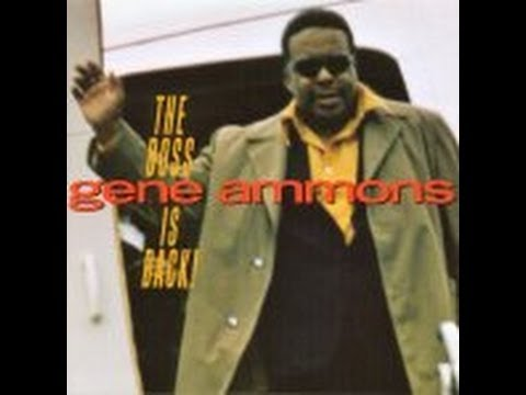 GENE AMMONS / Madame Queen / THE BOSS IS BACK!
