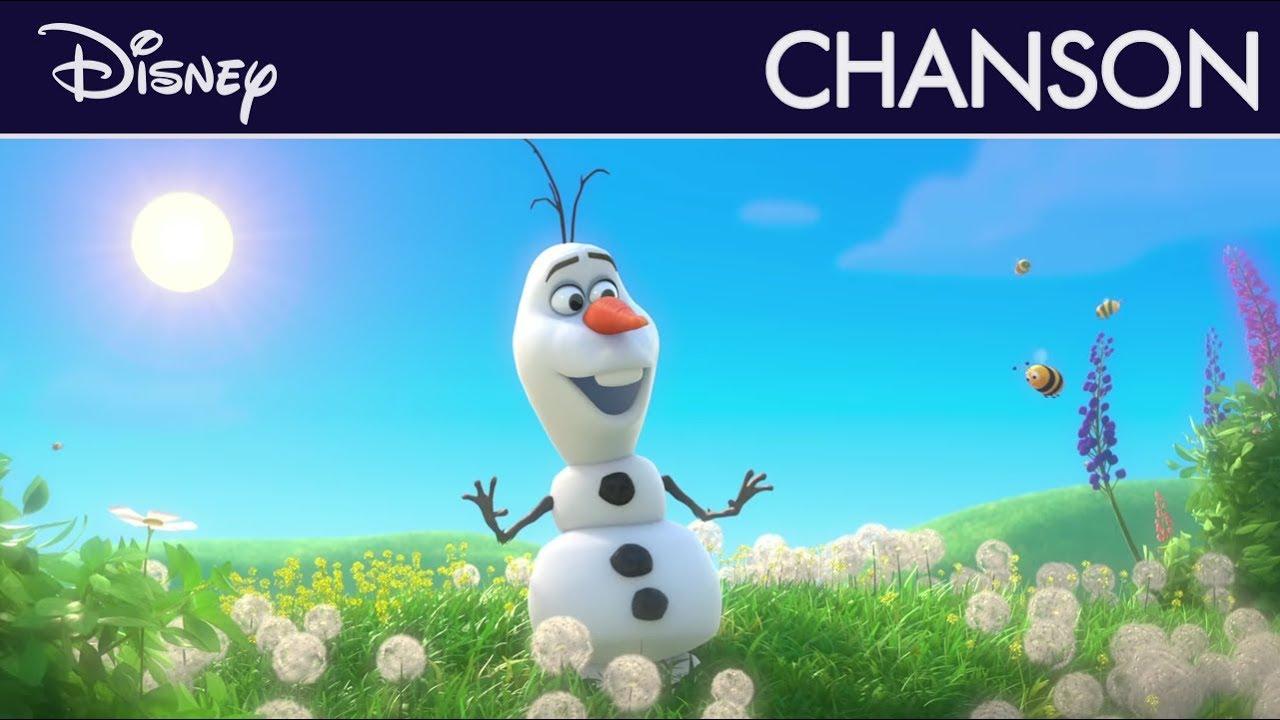 Frozen In Summer French Version