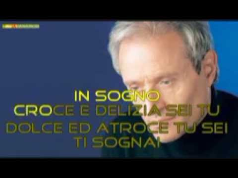 Amedeo Minghi - In sogno - Con testo - Cover Franco