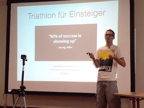 Triathlon für Einsteiger