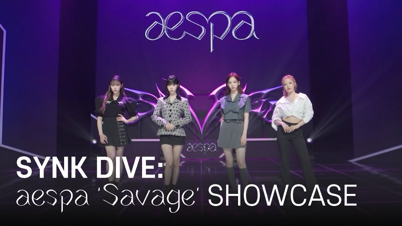 [REPLAY] SYNK DIVE: aespa 'Savage' SHOWCASE