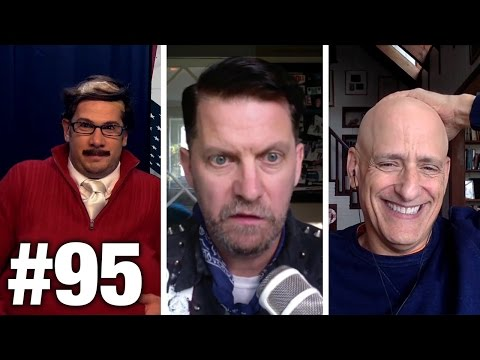 #95 THE EPIC TRUMP DEBATE! Gavin McInnes and Andrew Klavan | Louder With Crowder
