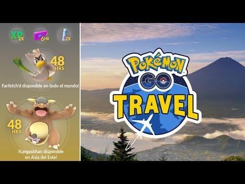 Baixar FARFETCH'D PARA TODOS! NUEVO EVENTO POKÉMON GO TRAVEL! [Pokémon GO-davidpetit]