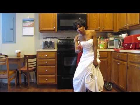Wedding Dress Exercise Monster Walks