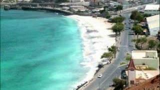 Island of sao vicente, cape verde