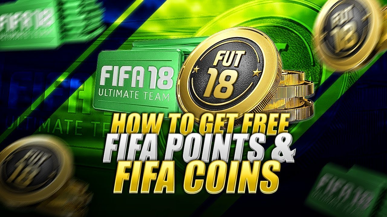 Fifa 18 How To Get Free Fifa Points Coins In Fifa 18 Ultimate