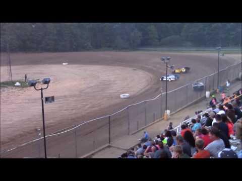Butler Motor Speedway UMP Modified Heat #3 6/3/17