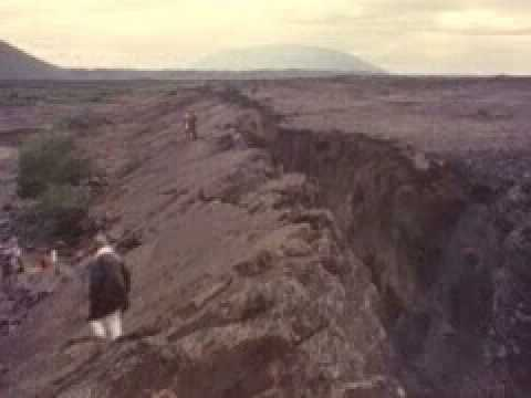 Mid Atlantic Ridge Split in Iceland