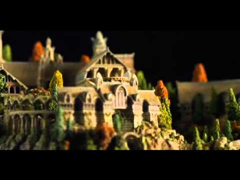 Weta Workshop - The Lord of the Rings - Rivendell Environment 360° View
