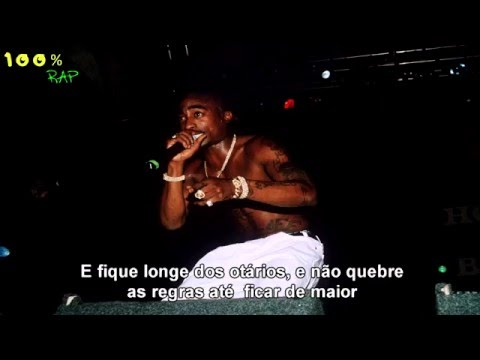 2Pac - Shorty Wanna Be A Thug - [Legendado]
