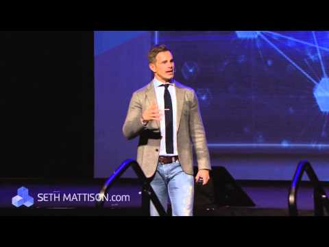 Seth Mattison at Audigy: The Shift