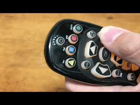 WoW Cable Remote