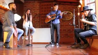 """Pablo Campos ft. Danie Ibañez """"Llegaste tú"""" (Acoustic cover)"""
