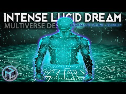 BE AWARE: INTENSE!!! MULTIVERSE Lucid Dreaming Music | Binaural Beats Meditation THETA REALMS
