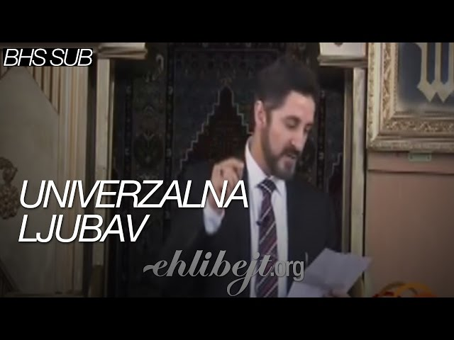 Univerzalna ljubav (dr. Adnan Ibrahim)