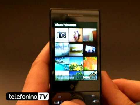 HTC S740 videoreview da telefonino.net 2