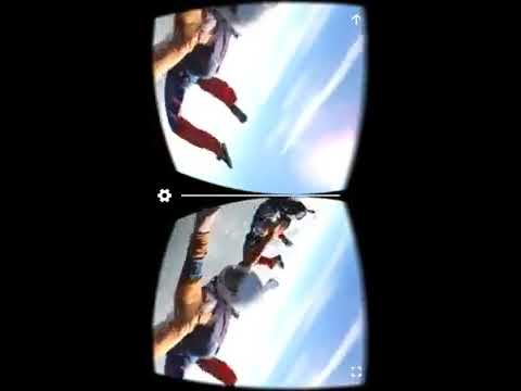 VR Skydiving 360