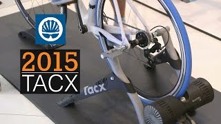 Tacx 2015 - Satori Smart, Vortext Smart & Bushido Smart