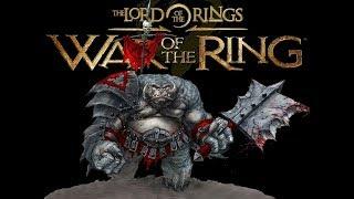 LOTR: War of the Ring. Миссия #1 за Тьму