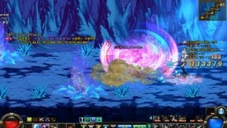 DnF S4 New Special Dungeon: Frost Cave,Vagabond