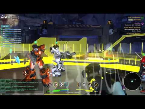 Firefall's most important Defence of Dredge
