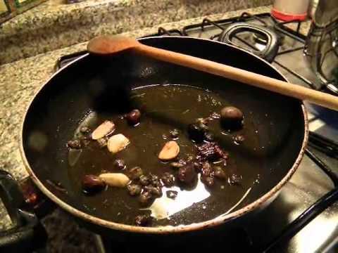 Eccezionale Pasta col cavolfiore (past' cu' cav'liscior' arraggiat') - YouTube NM57