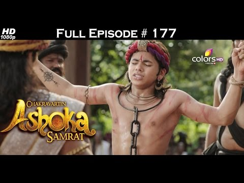 Chakravartin Ashoka Samrat - 4th October 2015 - चक्रवतीन अशोक सम्राट - Full Episode(HD)
