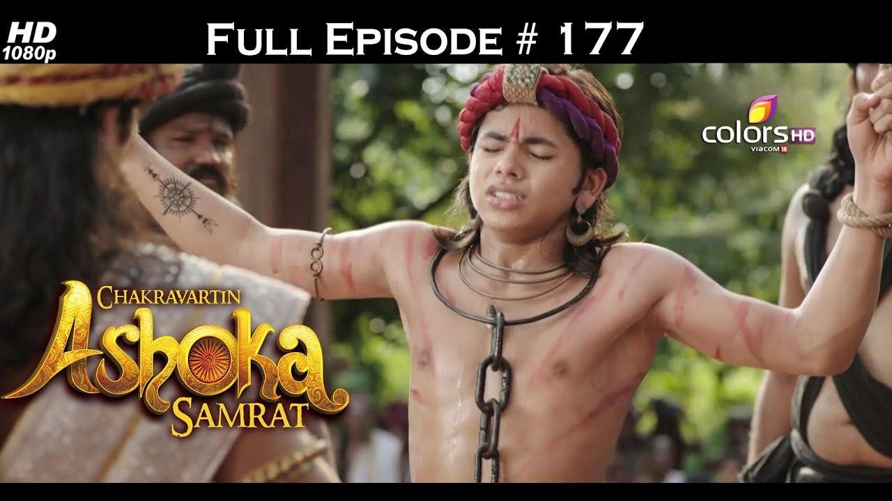 Chakravartin Ashoka Samrat – 4th October 2015 – चक्रवतीन अशोक सम्राट – Full Episode(HD)