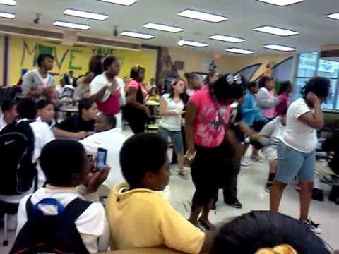 Move Your Body MLK Academy