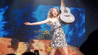 Taylor Swift Fearless Tour Thumbnail