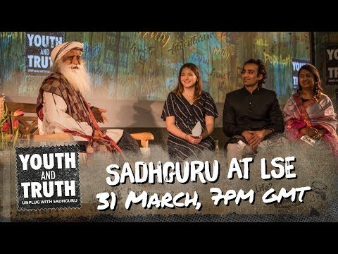 London School of Economics - Youth and Truth [Full Talk]