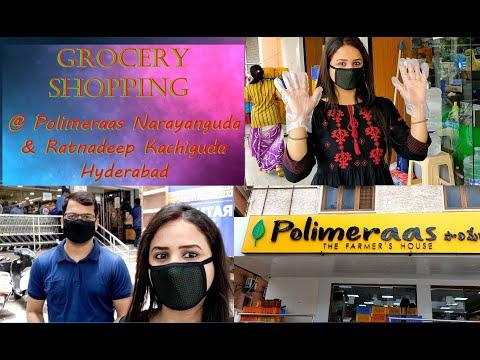 Grocery Shopping | Saturday Special Vlog | Polimeraas Naraya