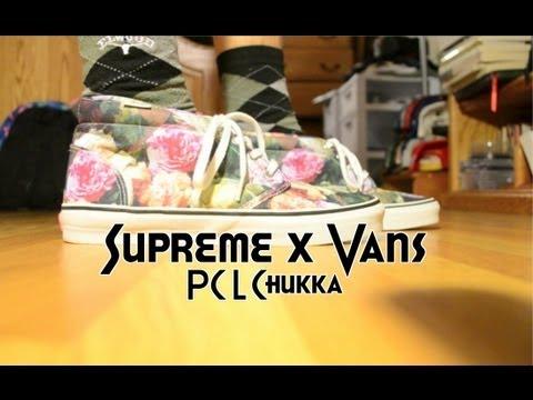 785adad376 Supreme x Vans