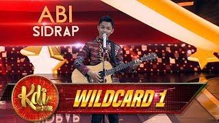 Adem Bener Nih Abi Bawain Lagu YA MAULANA Sambil Maen Gitar Gerbang Wildcard 1 3 8