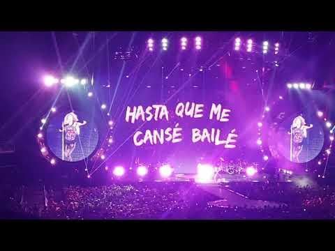 Shakira / me Enamore / el dorado world tour / 02 arena
