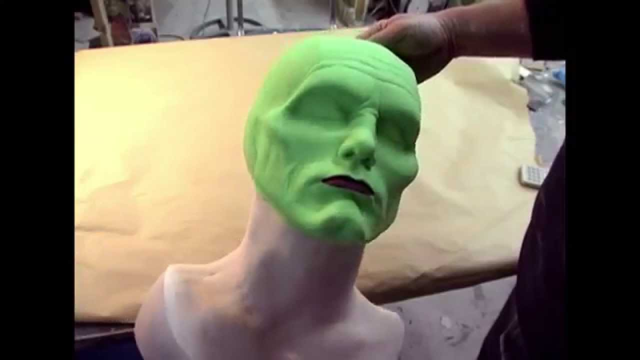 The Mask Prop Youtube