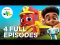 Mighty express season 1 full episode 14 compilation  netflix jr