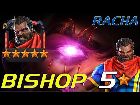 RACHA BISHOP 5 star GO GO | Marvel Contest of Champions