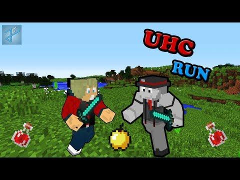 Minecraft Minihry #23 | UHC Run - Jawo stresuje \w Kelo