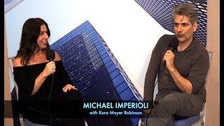 MICHAEL IMPERIOLI returns! We talk acting, regrets, family, David Chase, death, Spike Lee...