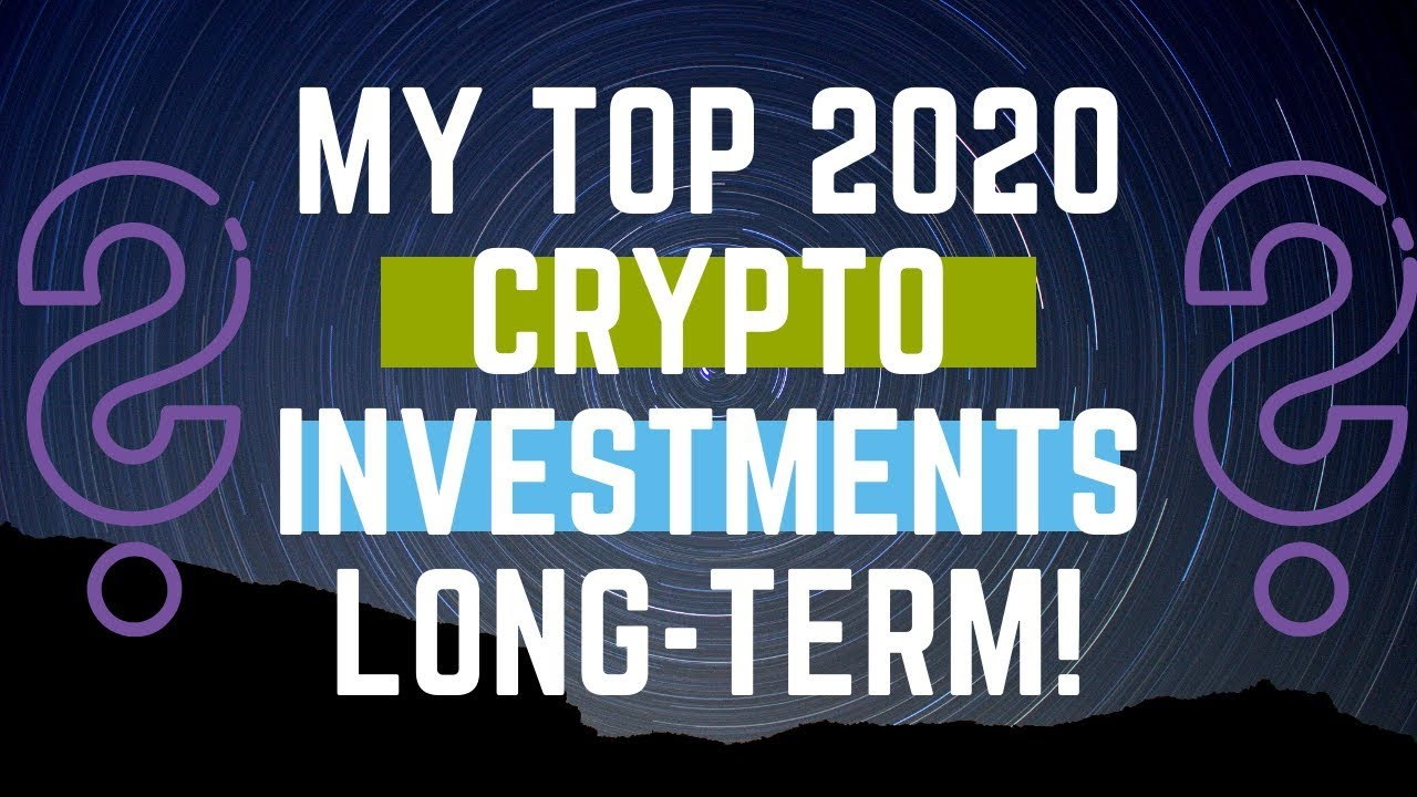 cryptocurrency invest or not long term