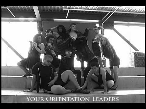 CCAD Orientation 2010 Dance Skit
