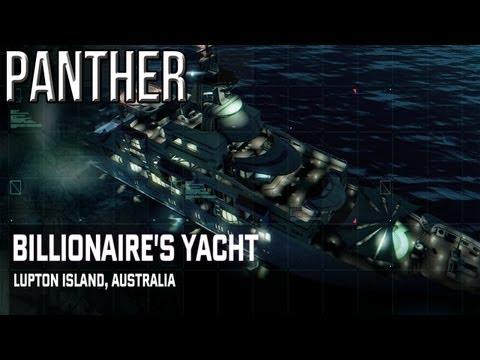 Splinter Cell Blacklist - Billionaire's Yacht - Panther Perfectionist Solo Walkthrough