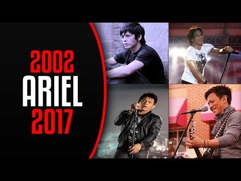 Suara Vokal Ariel dari tahun 2002 sampai sekarang malah makin...